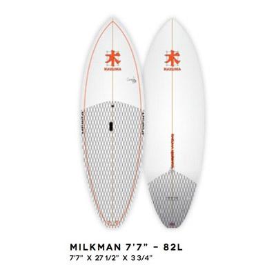Kazuma Milkman 7 7 - 82L