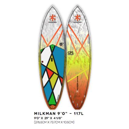 Kazuma Milkman 9 0 - 117L
