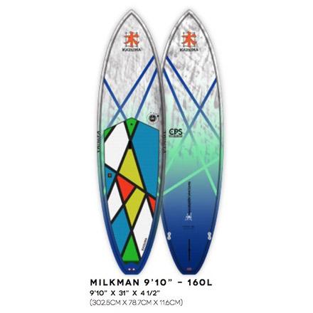 Kazuma Milkman 9 10 - 160L