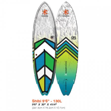 Kazuma Shibi 9 6 - 130L