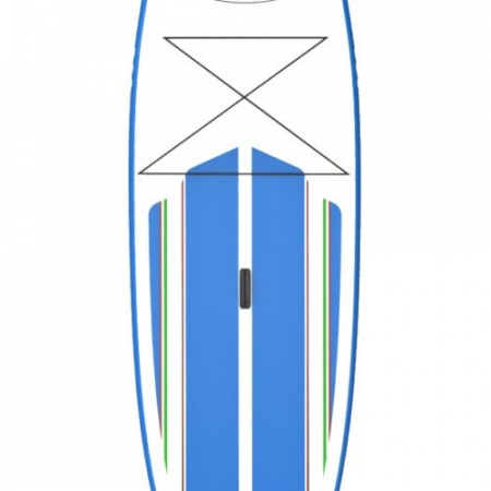 Shark Inflatable SUP - 10′ All Round Regular